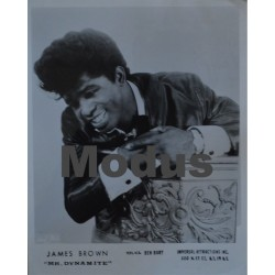 James Brown 'Mr. Dynamite'