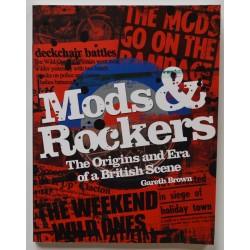 Gareth Brown. 'Mods and Rockers'