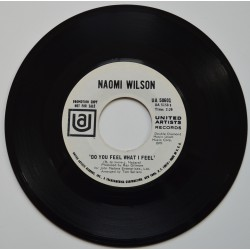 Naomi Wilson. 'Do You Feel What I Feel?'