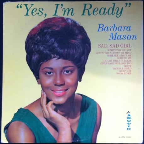 Mason, Barbara - 'Yes, I'm Ready'