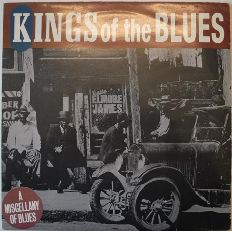 Kings Of The Blues'. Compilation.