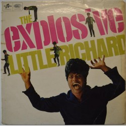 Little Richard. 'The Explosive Little Richard'.