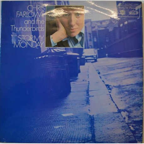Chris Farlowe and The Thunderbirds. 'Stromy Monday'