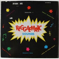 Reggaematic Sounds. Compilation.