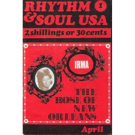 Rhythm & Soul USA Issue 1