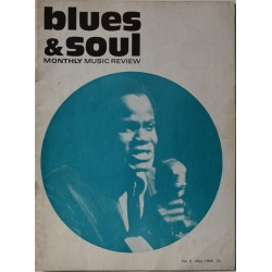 Blues and Soul Monthly Music Review. May 1968