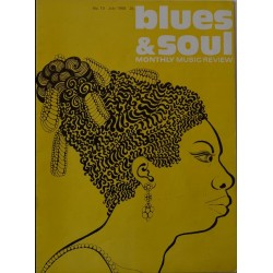 Blues and Soul. Monthly Music Review. 1968