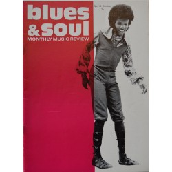 Blues and Soul Monthly Music Review.  1968.