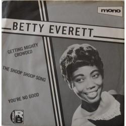 Betty Everett. 'Getting Mighty Crowded'