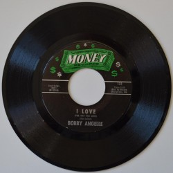 Bobby Angelle. 'I Love (The Way You Love Me')