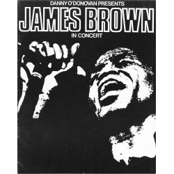 James Brown In Concert