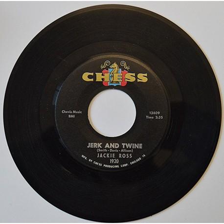 Jackie Ross. 'Jerk & Twine'