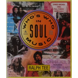 'Who's Who in Soul Music'. Ralph Tee.