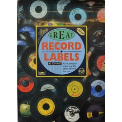 Great Record Labels All Cimino. Hardback.