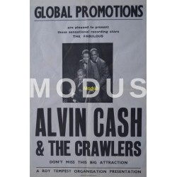 Alvin Cash & The Crawlers