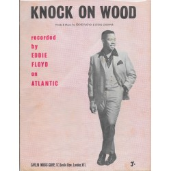 Eddie Floyd, 'Knock on Wood' Sheet Music