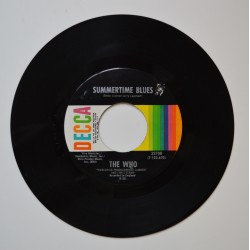 The Who. 'Summertime Blues'.