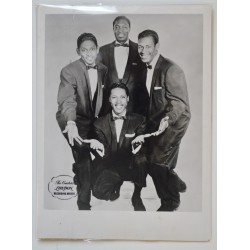'London' Record Label Promo Photograph. The Coasters