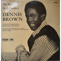 Dennis Brown. 'No Man Is an Island'