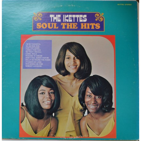 The Ikettes. 'Soul The Hits'.
