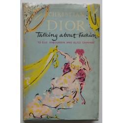 Christian Dior 'Talking About Fashion'