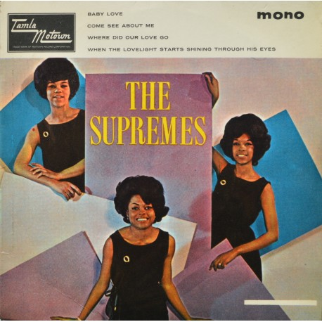 The Supremes. 'Where Did Our Love Go' & 'Baby Love'