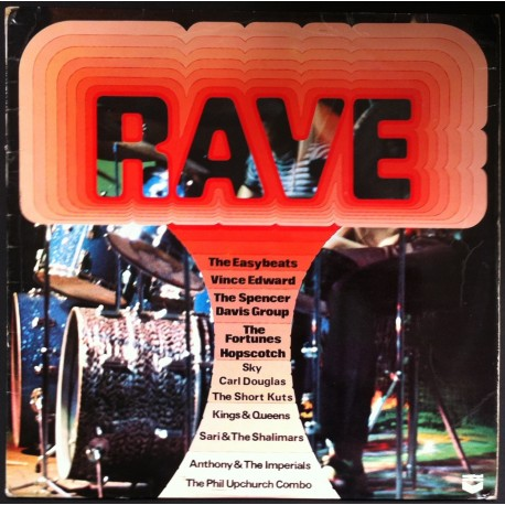 Various Artists, 'Rave'