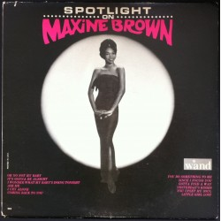 Brown, Maxine - 'Spotlight On'