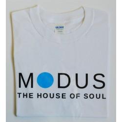 'Modus - The House of Soul' Cotton T-Shirt.