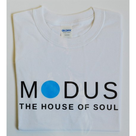 'Modus - The House of Soul' Cotton Tee Shirt.