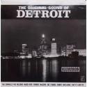 The Original Sound of Detroit. Various Artists.