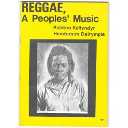 Reggae, A Peoples' Music