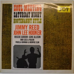 Soul Meeting Saturday Night Hootenanny Style. Compilation