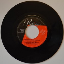 Bitty McLean & The Supersonics. 'Walk Away From Love'