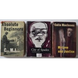 Colin MacInnes 50's London Trilogy