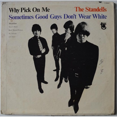 The Standells. 'Sometimes Good Guys Don't Wear White'.