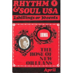 Rhythm & Soul USA Issue 1