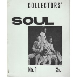Collectors' Soul Issue 1
