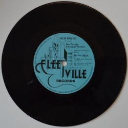 Ike urner & The Rhythm Kings. 'New Breed'.