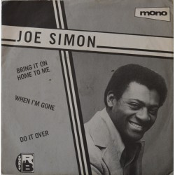 Joe Simon. 'Bring It On Home To Me'