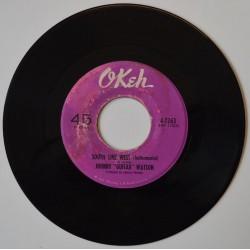 Johnny 'Guitar' Watson.  'South Like West' (Instrumental)
