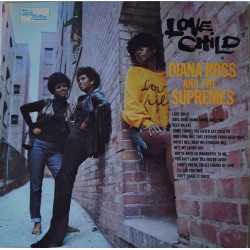 Diana Ross  The Supremes. 'Love Child' L.P.