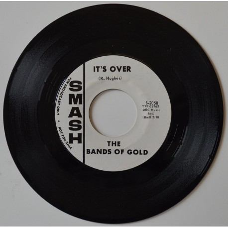 The Bands of Gold. 'It's Over'.