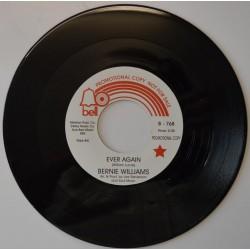 Bernie Wiliams.  'Ever Again'.