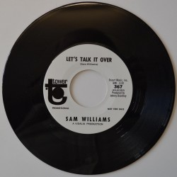 Sam Williams. 'Let's Talk It Over'