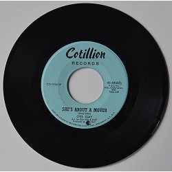 Otis Clay. 'She's About A Mover'