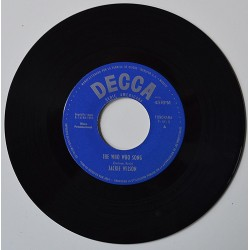 Jackie Wilson. 'The Who Who Song'