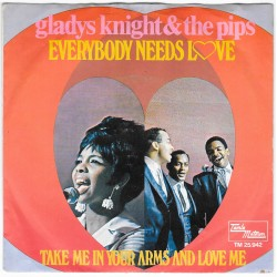 Gladys Knight & The Pips, 'Everybody Needs Love'