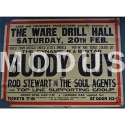 Buddy Guy / Rod Stewart & The Soul Agents