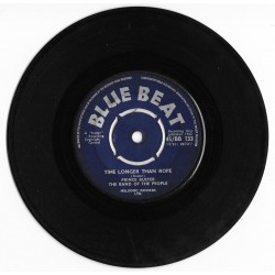 """Prince Buster The Band Of The People  """"Time Longer Than Rope"""""""